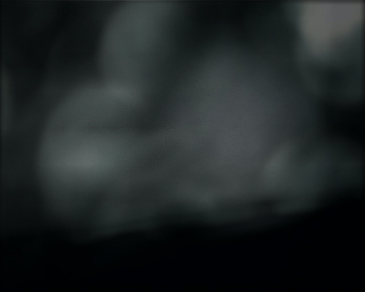 EUGENIA RASKOPOULOS     Chatter  2009 digital video, monitor included, edition of 3 10:04 minutes