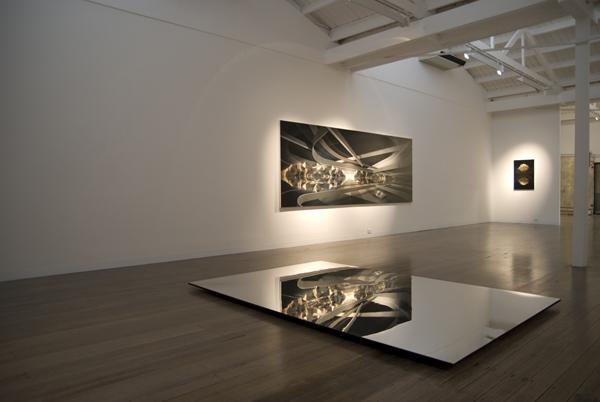 PETER DAVERINGTON   Installation 2008