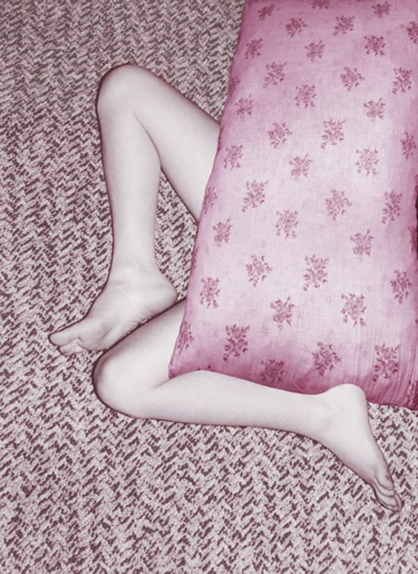 PAT BRASSINGTON    Pillow Talk  2005 62 x 84 cm Pigment Print edition of 6