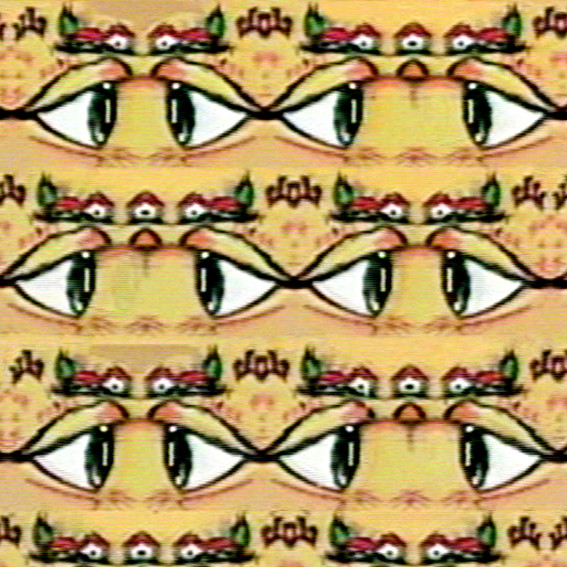 PETER CALLAS    Burbize   2003 Chromogenic print edition of 10 100 x 100 cm