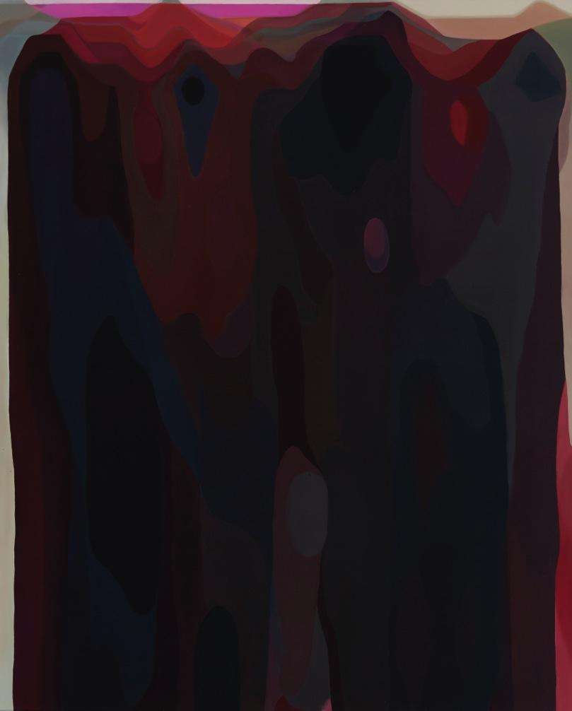 JOHN YOUNG     The Days of Jong Ah Siug I  2015 Oil on linen 156 x 126 cm