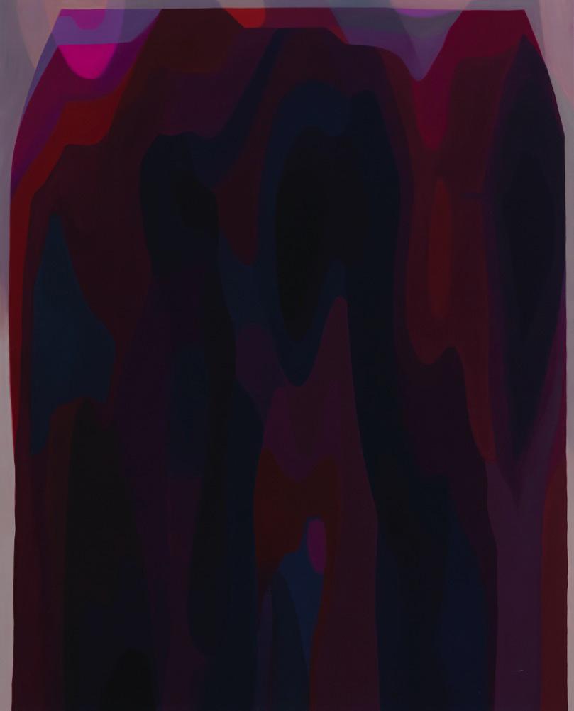 JOHN YOUNG     The Days of Jong Ah Siug II  2015 Oil on linen 156 x 126 cm