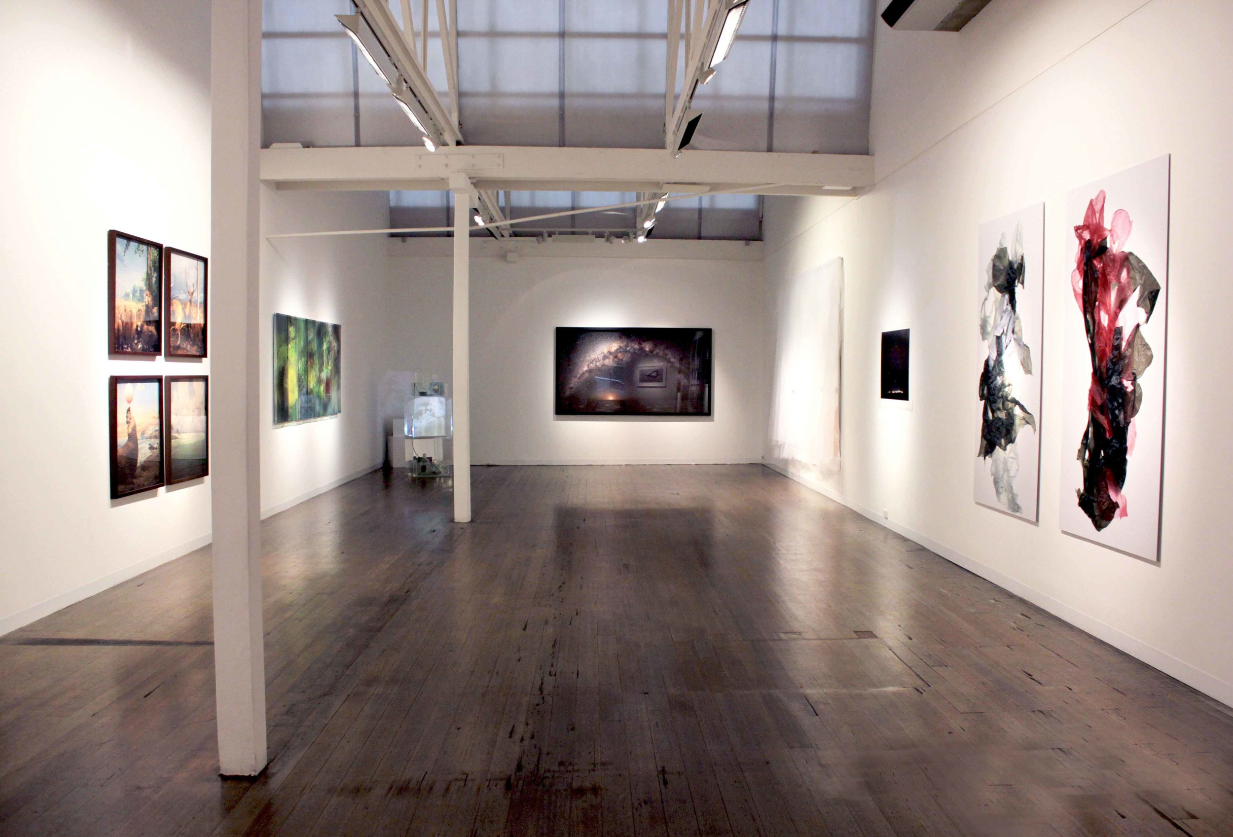 Installation view,  The Significant Other