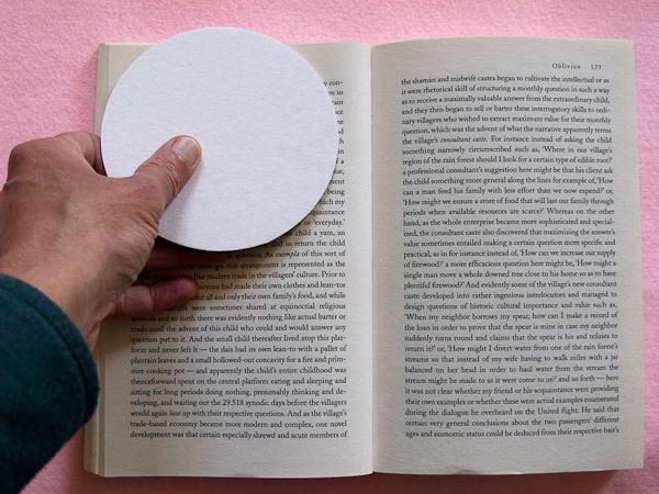 1 2 3 Oblivion, 2012 , Archival pigment ink on cotton rag paper, 45 x 60cm