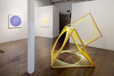 Nike Savvas,  Sparks , installation view, ARC ONE Gallery, Melbourne, 2014.