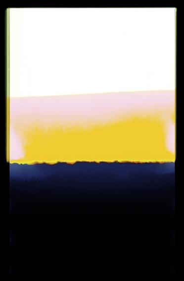 ROBERT OWEN    Endings - Ektachrome, No. OA. 17/05/1990    2009  Archival Print on 310 gsm Carsons BSK Reeves Paper  104 x 72.5 cm