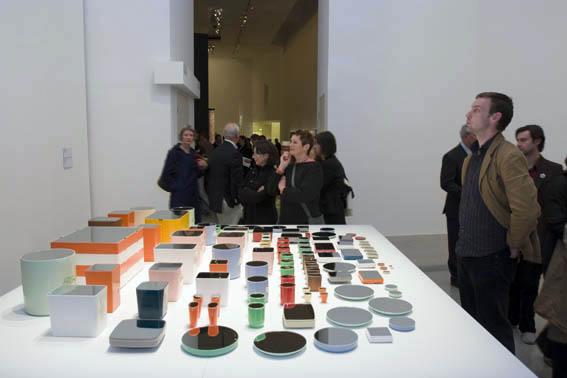 Edgeways, 2006, Clemenger Award, Installation View