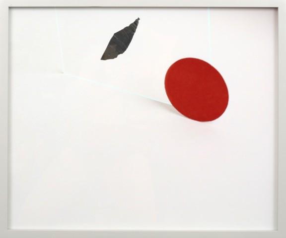 Red Haze , 2011, Archival Inkjet Print, 50 x 60 cm