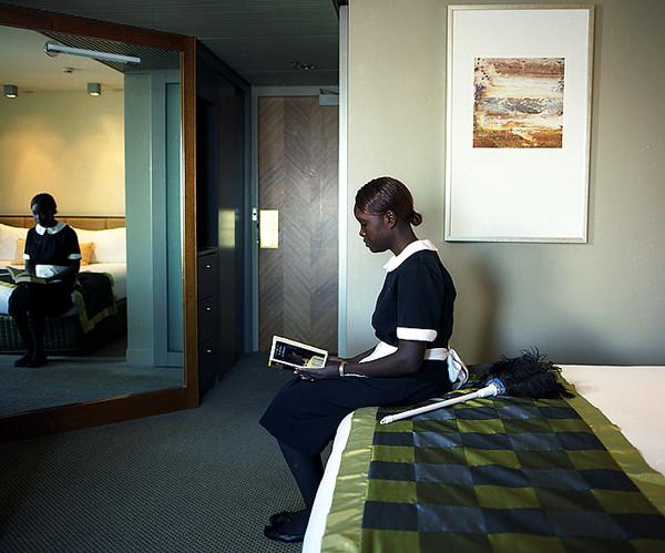 Room 3621 , 2008, Type C Photograph, 75 x 92.5 cm