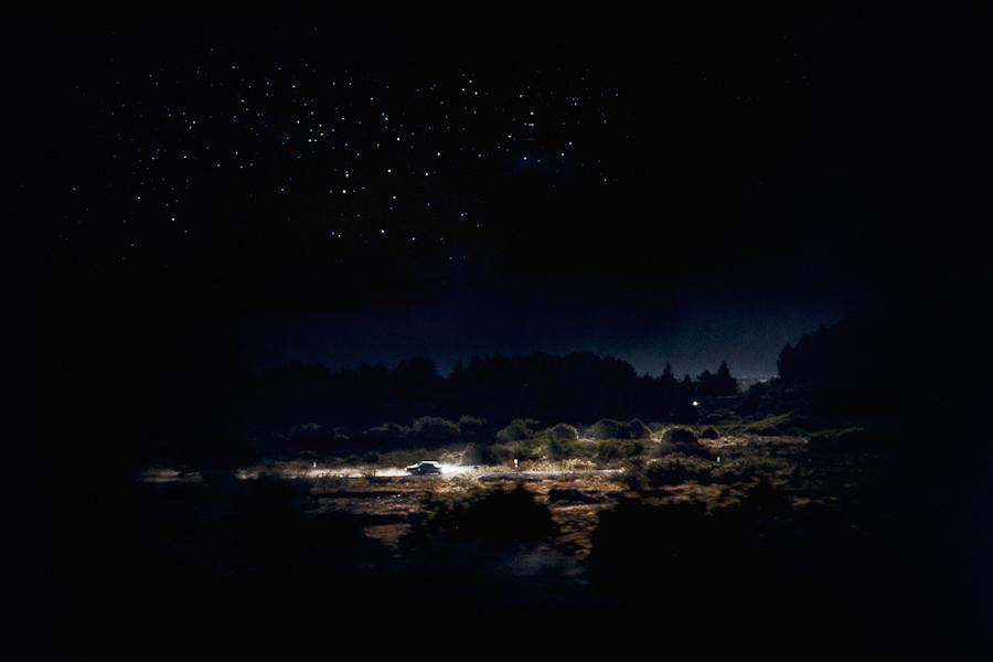 SAM SHMITH   Untitled (Kittinger, morning)  2015 Dye sublimation print, aluminium 23.5 x 35.5 cm