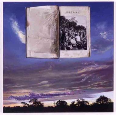 LYNDELL BROWN CHARLES GREEN    El Dorado    2003   Digital photograph on duraclear film edition of 6 103 x 103 cm