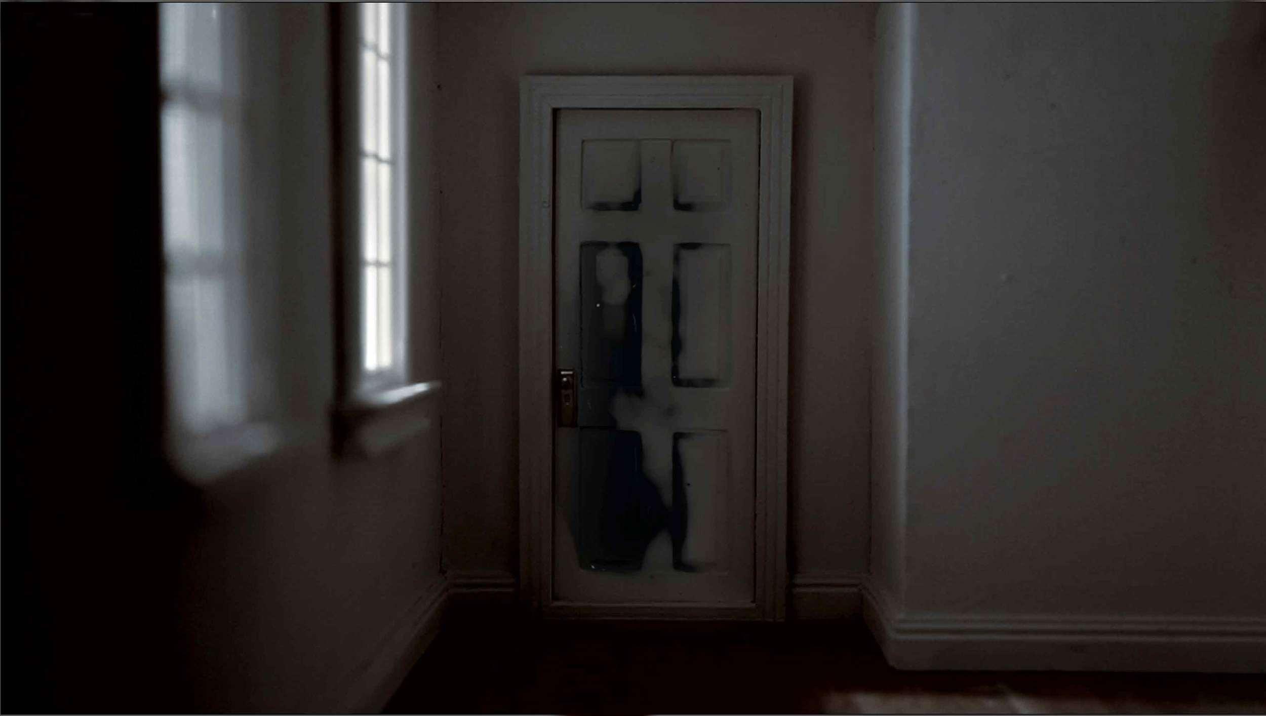 "CYRUS TANG   In memory's eye, we travel… (video still) 2016 3 channel HD video loop 8'38"""