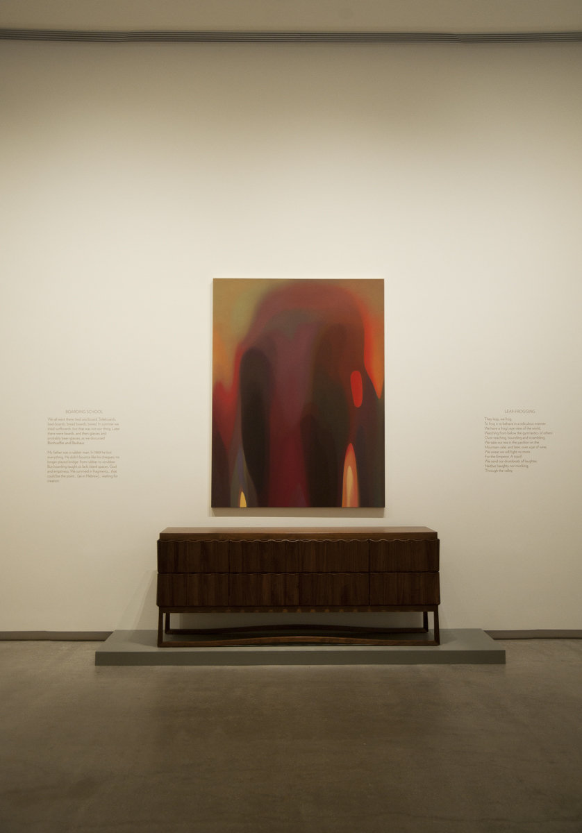 JOHN YOUNG     Passages: Brian Castro, Khai Liew & John Young, installation view  2012