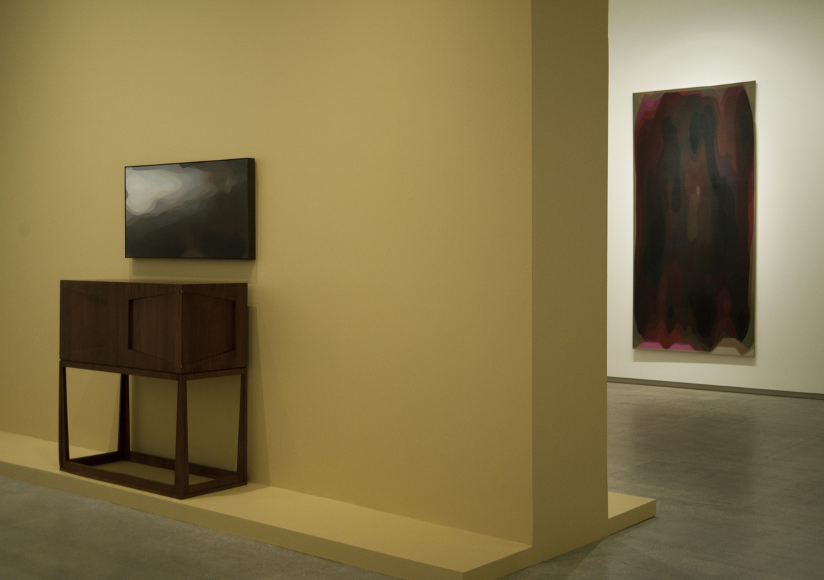 JOHN YOUNG     Passages: Brian Castro, Khai Liew & John Young , installation view  2012