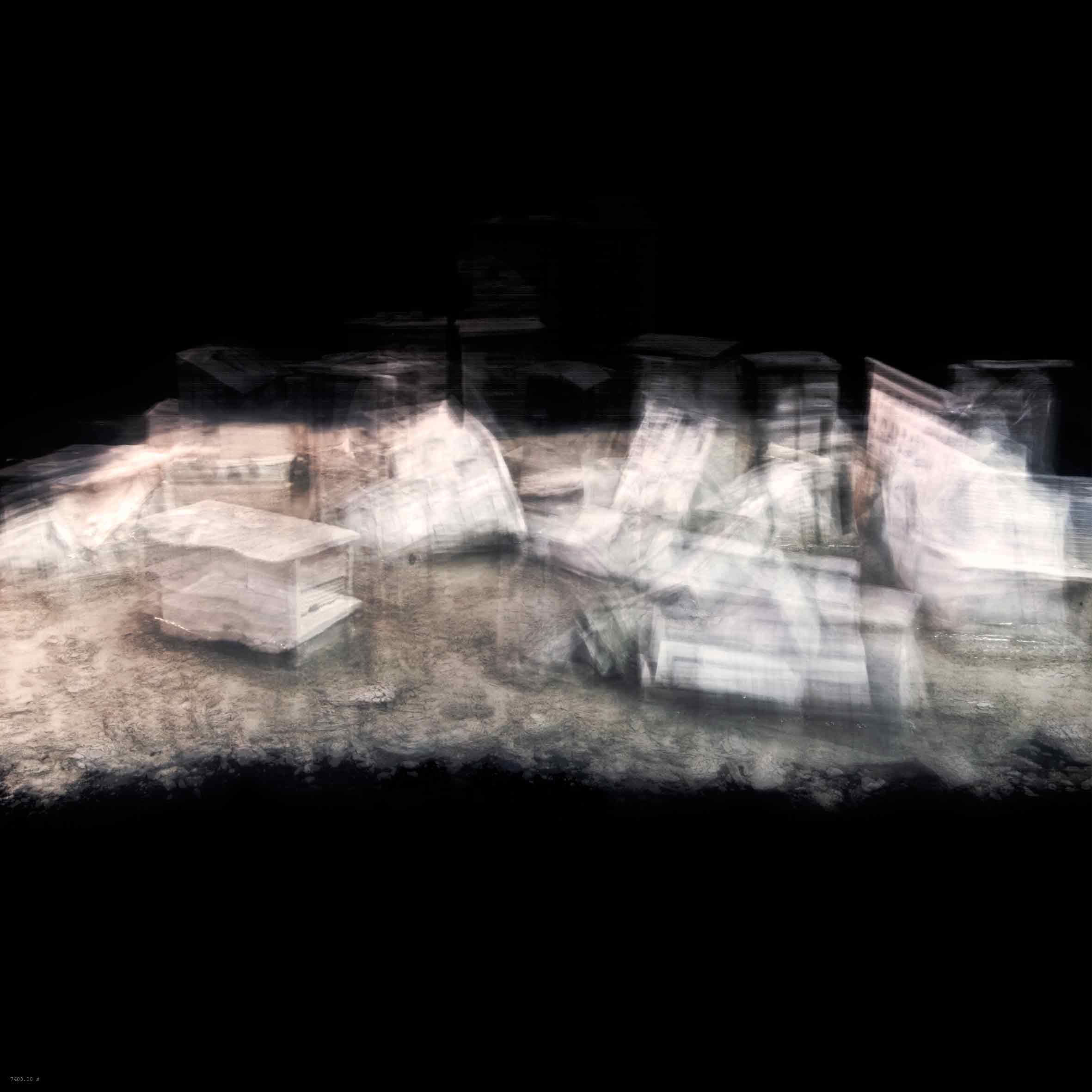 Cyrus Tang,  7403.00s , 2016, archival giclee print, 90 x 90cm.
