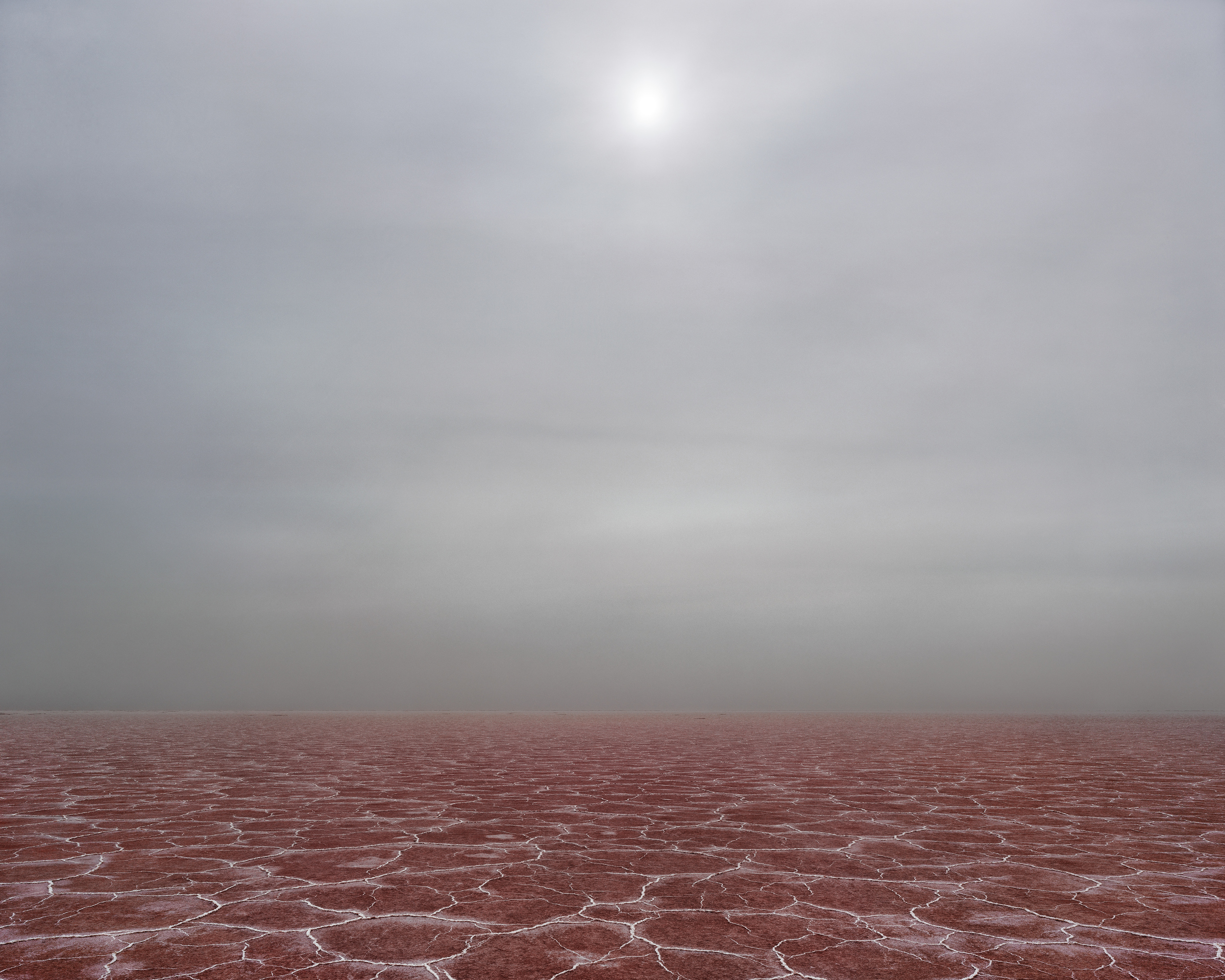 Salt 108 , 2009, Pigment print on cotton rag, 120 x 150 cm