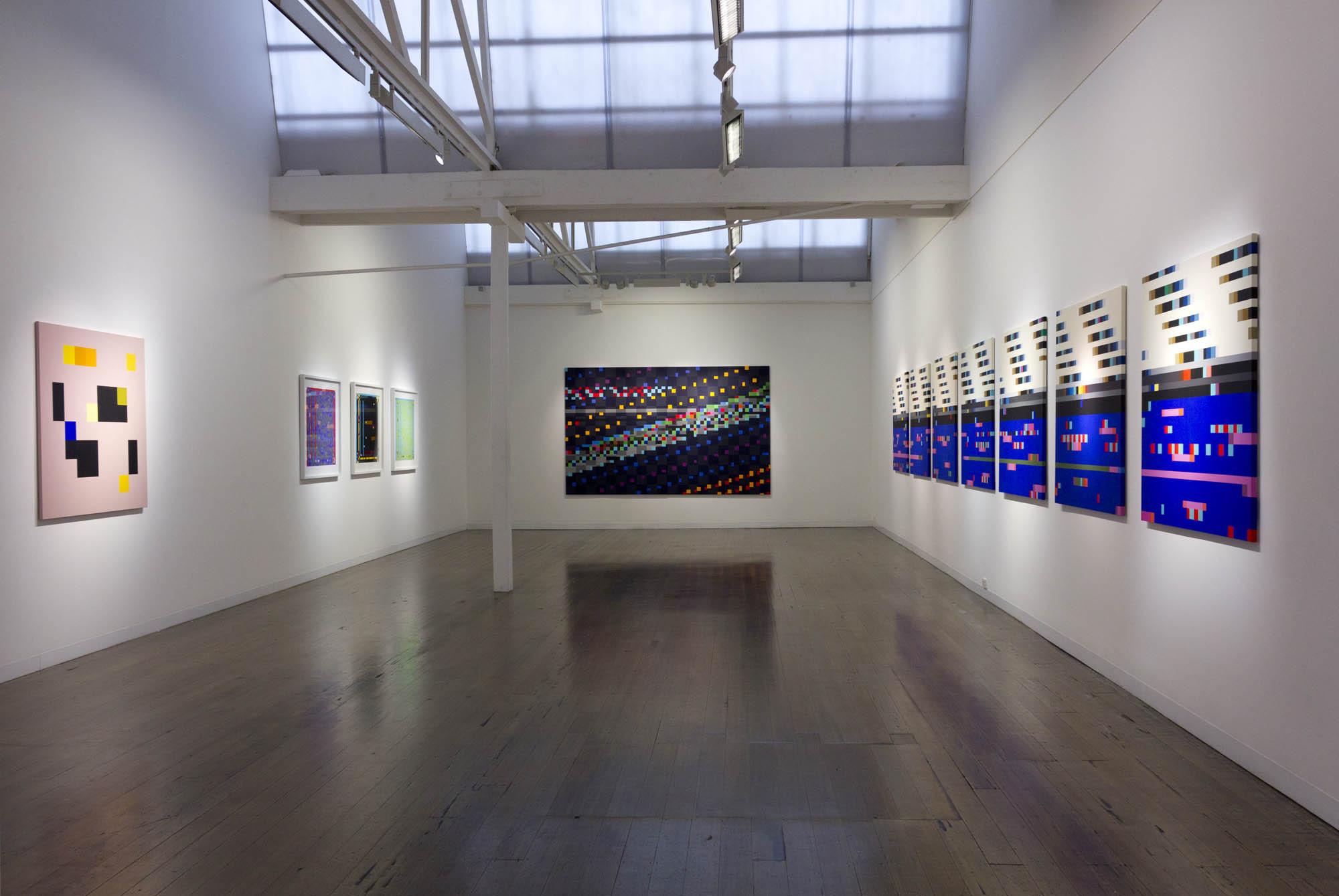 ROBERT OWEN   Robert Owen 2016  Installation view