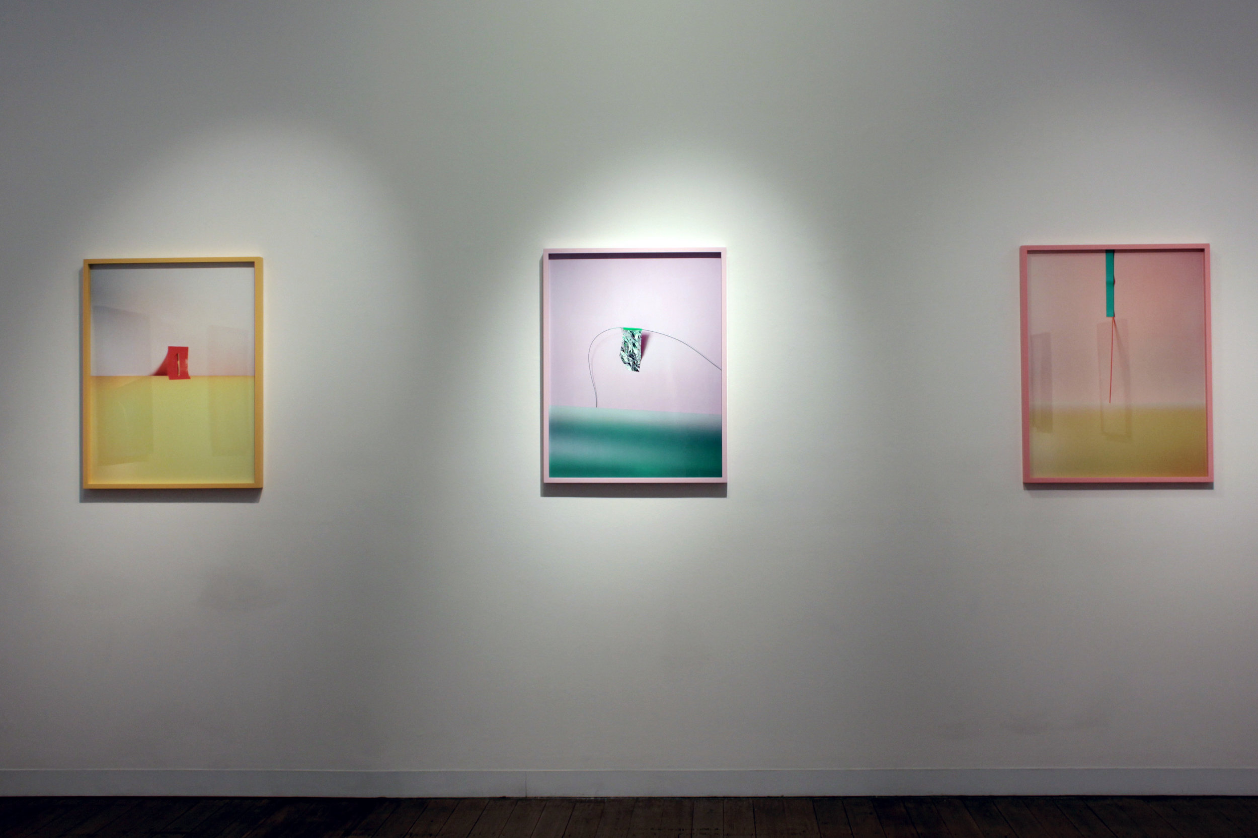 Assemble Colour  (installation view), 2015