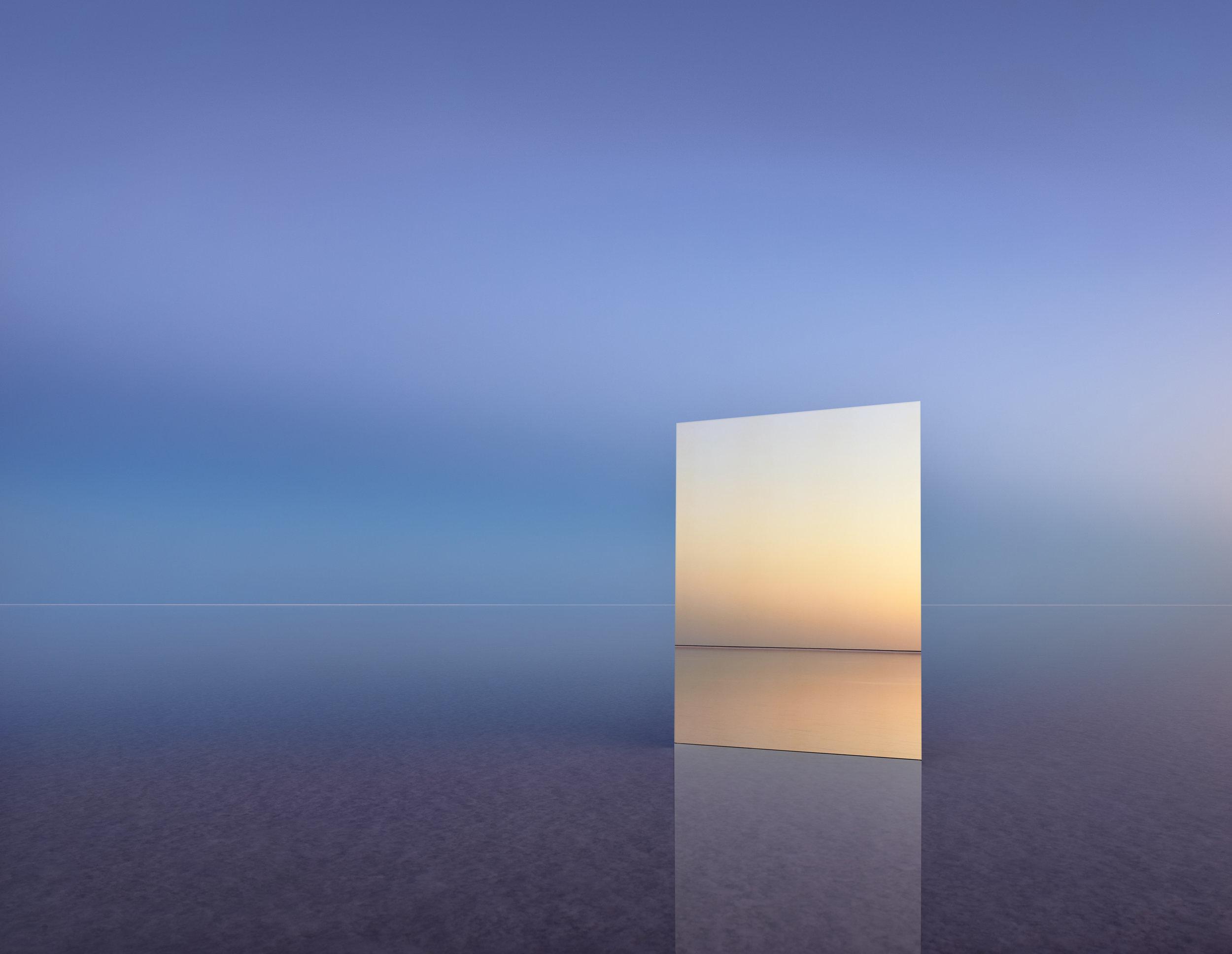 MURRAY FREDERICKS   Mirror 19  2017 Digital pigment print 120 x 155 cm