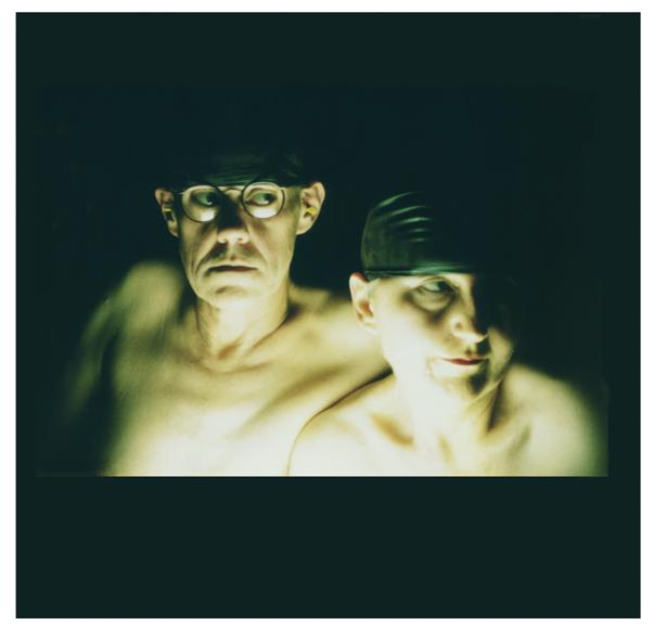 ROSE FARRELL & GEORGE PARKIN   Self Portrait #1  2003 Type C Colour Photograph 60 x 75 cm