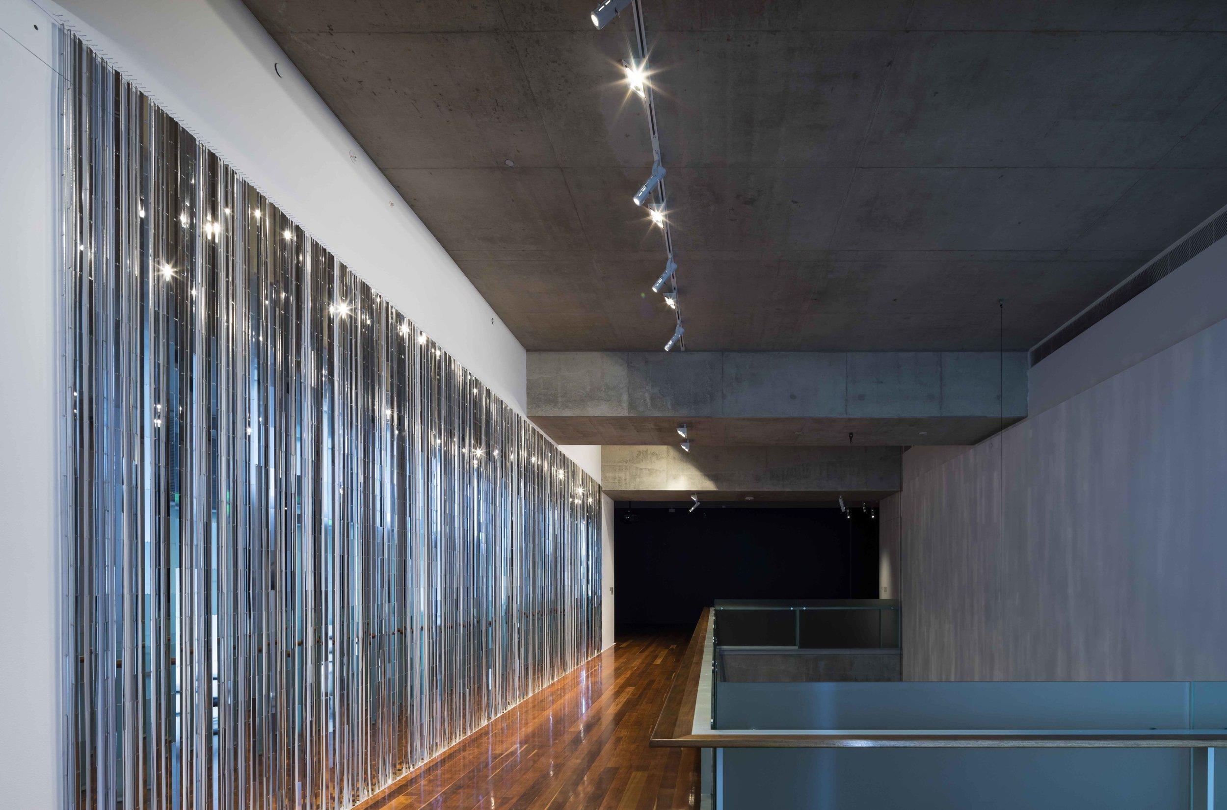 Nike Savvas,  2016  (detail), installation view, Anne & Gordon Samstag Museum of Art. Photograph by Sam Noonan.