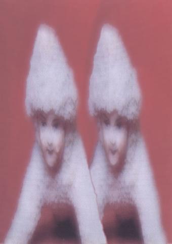 PAT BRASSINGTON   You Again  2001 Pigment print 60 x 45cm Frame: 72 x 92cm