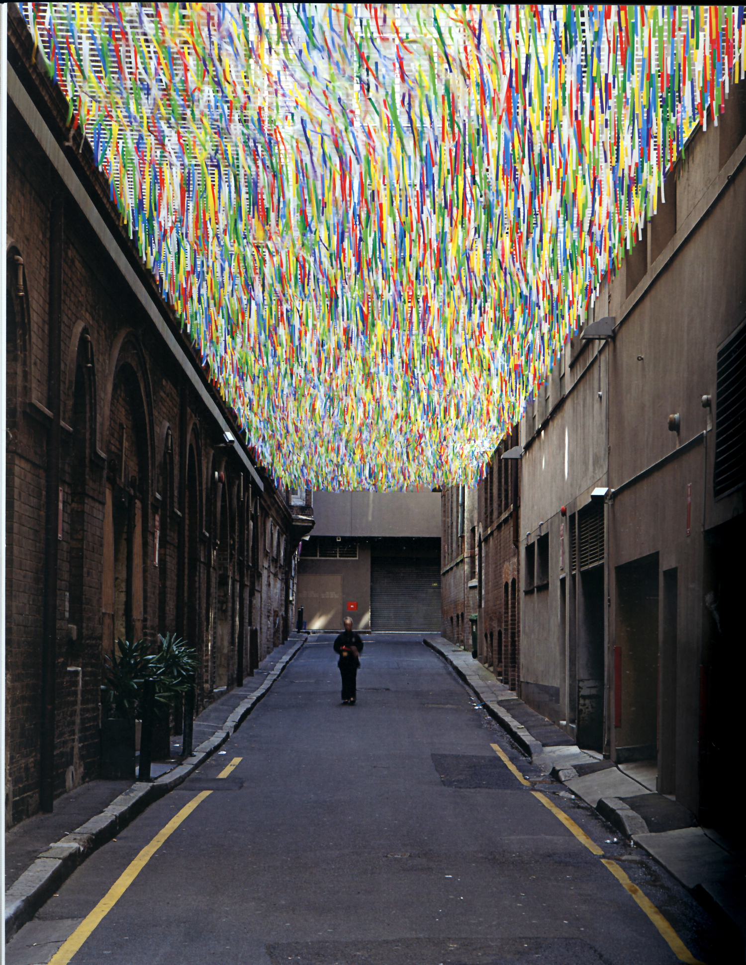 NIKE SAVVAS    Rush  2010 Art Gallery NSW