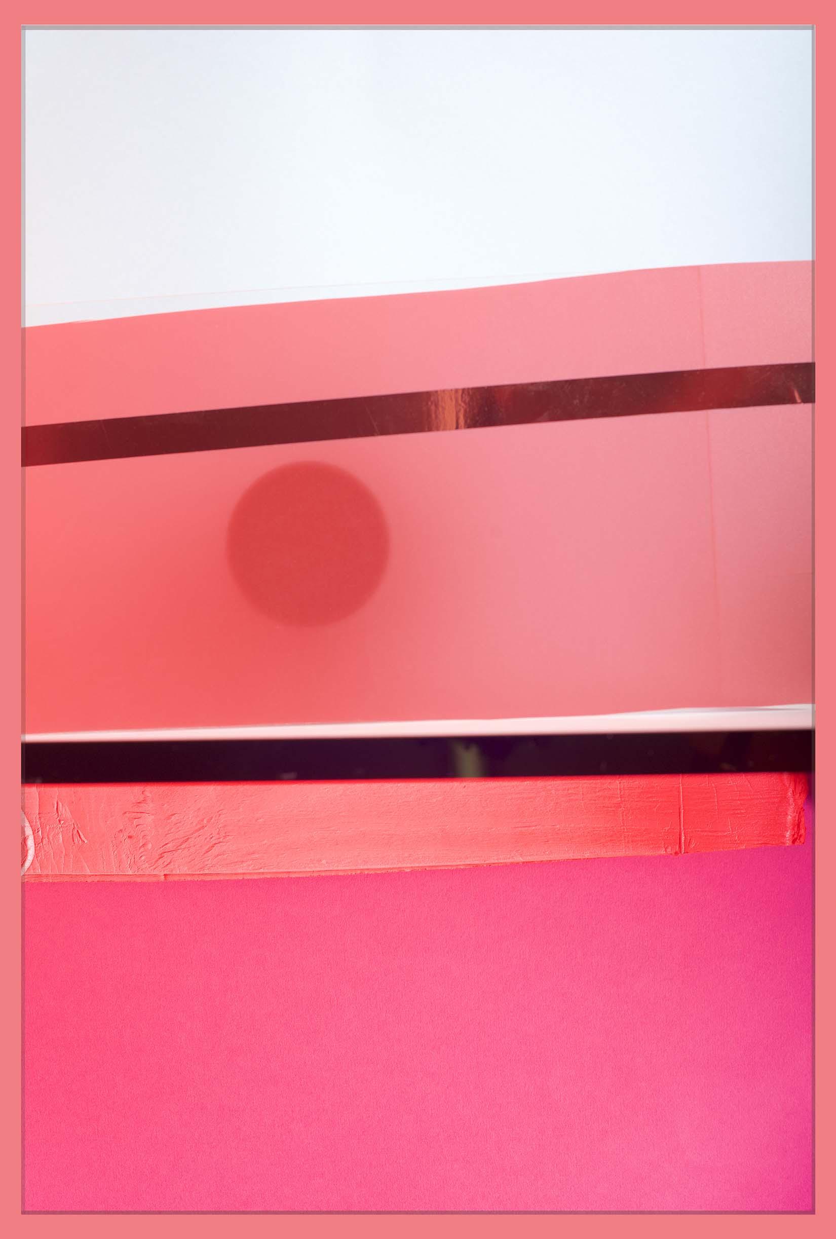 LYDIA WEGNER   Circle Haze  2017 archival inkjet print, edition of 4 80 x 53.5 cm