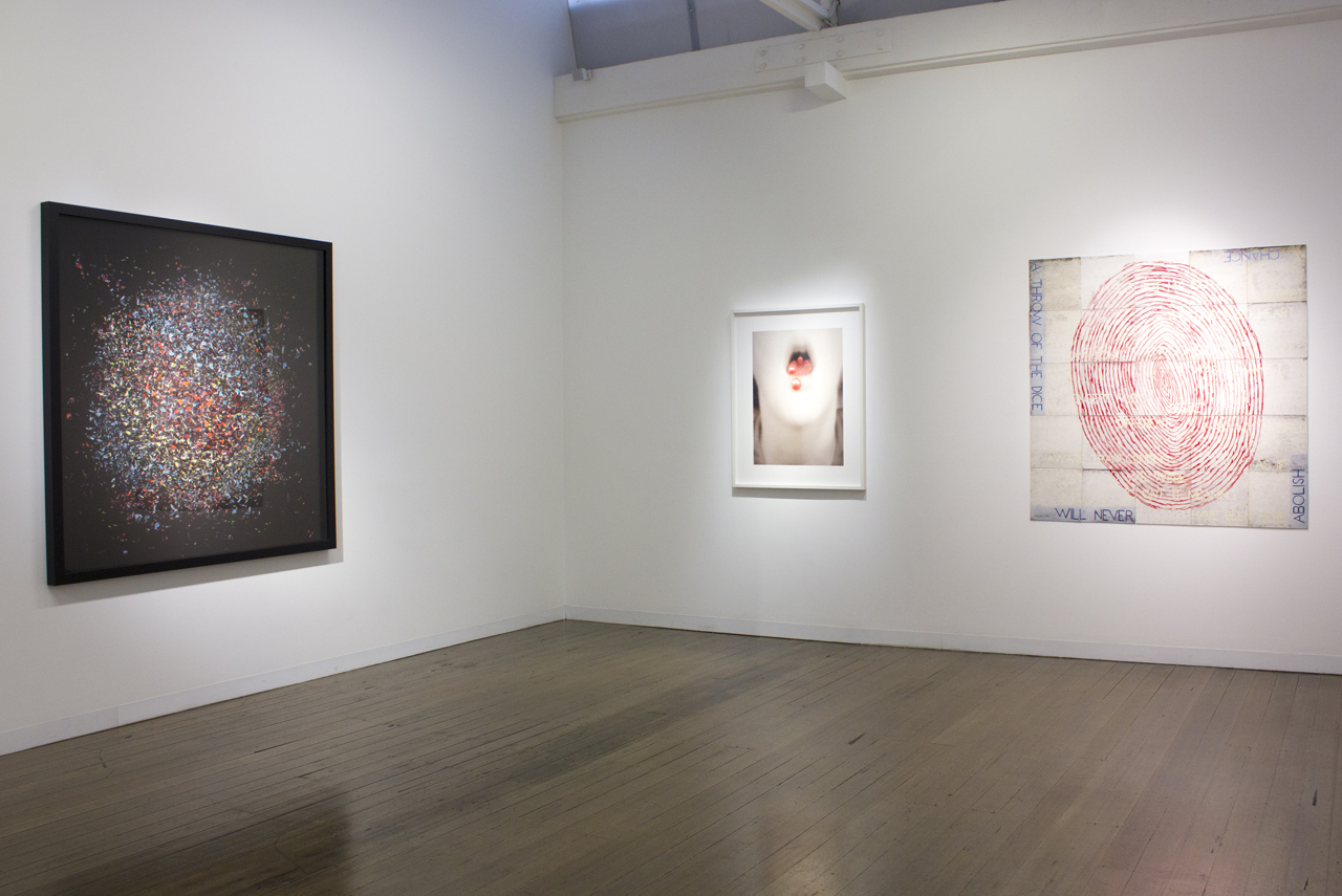 The Circle Divine  Installation View
