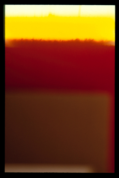 Robert Owen,  Endings #4 (Rothko died today) , 2009, archival print on 310gsm, 104 x 72.5cm.