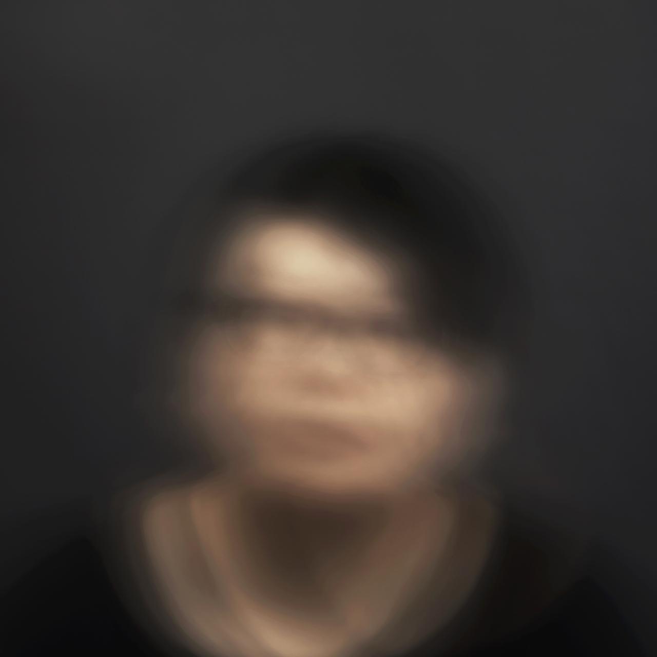 CYRUS TANG   Shower (92 minutes)  2018 Archival pigment print 65 x 65 cm