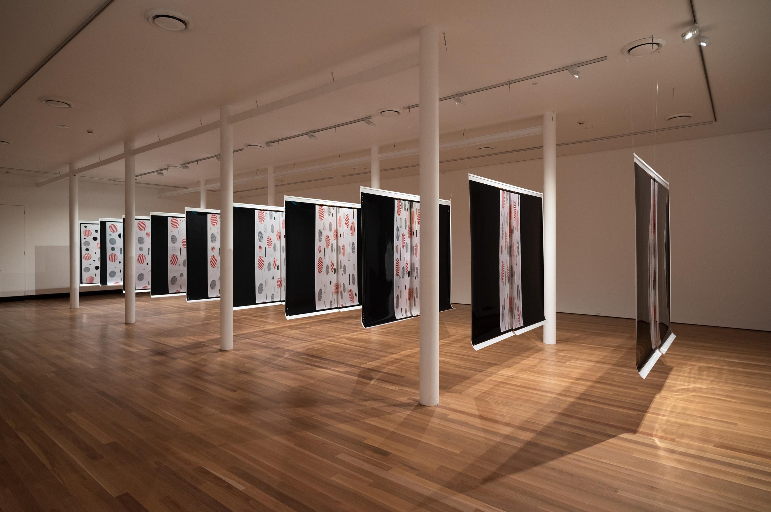 4.Jacky Redgate Light Throw (Mirrors) Fold, 2014-15..jpg