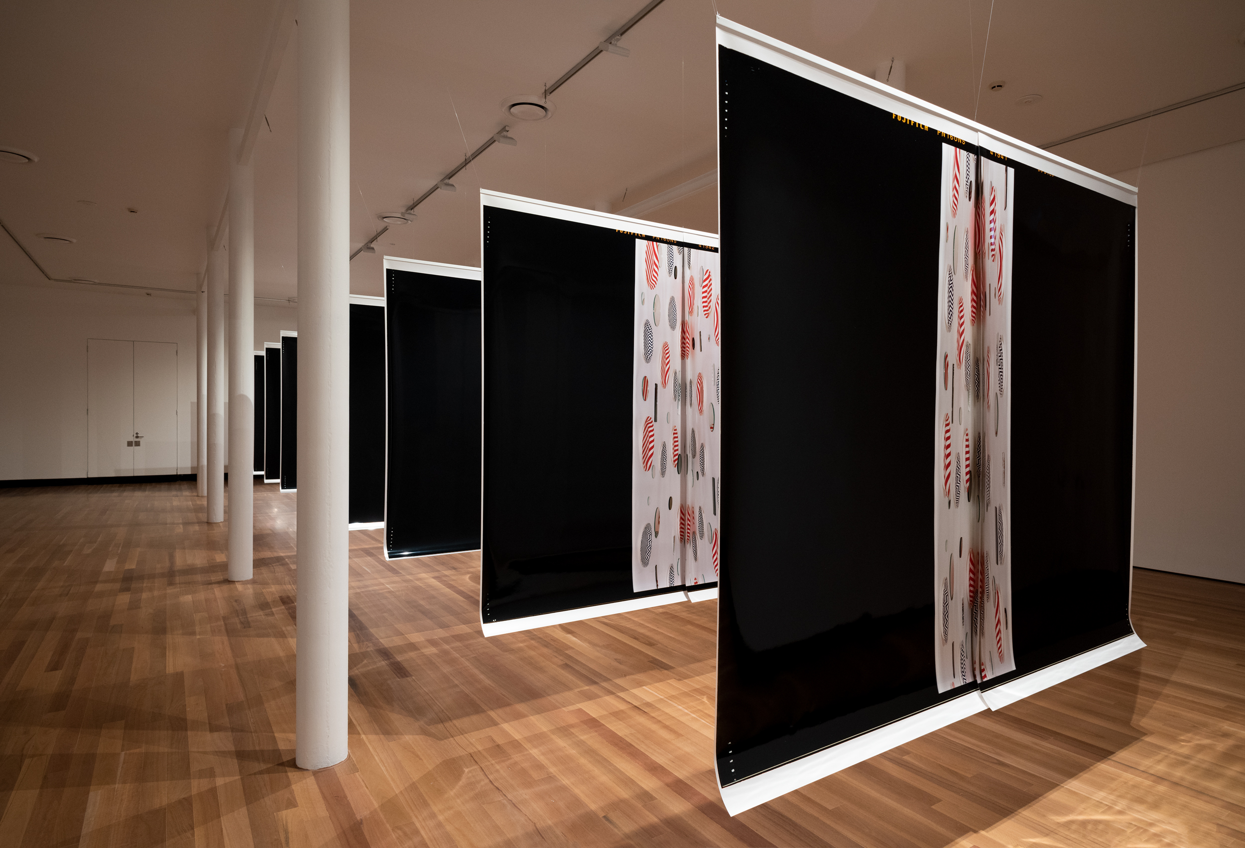 1.Jacky Redgate Light Throw (Mirrors) Fold, 2014-15.jpg