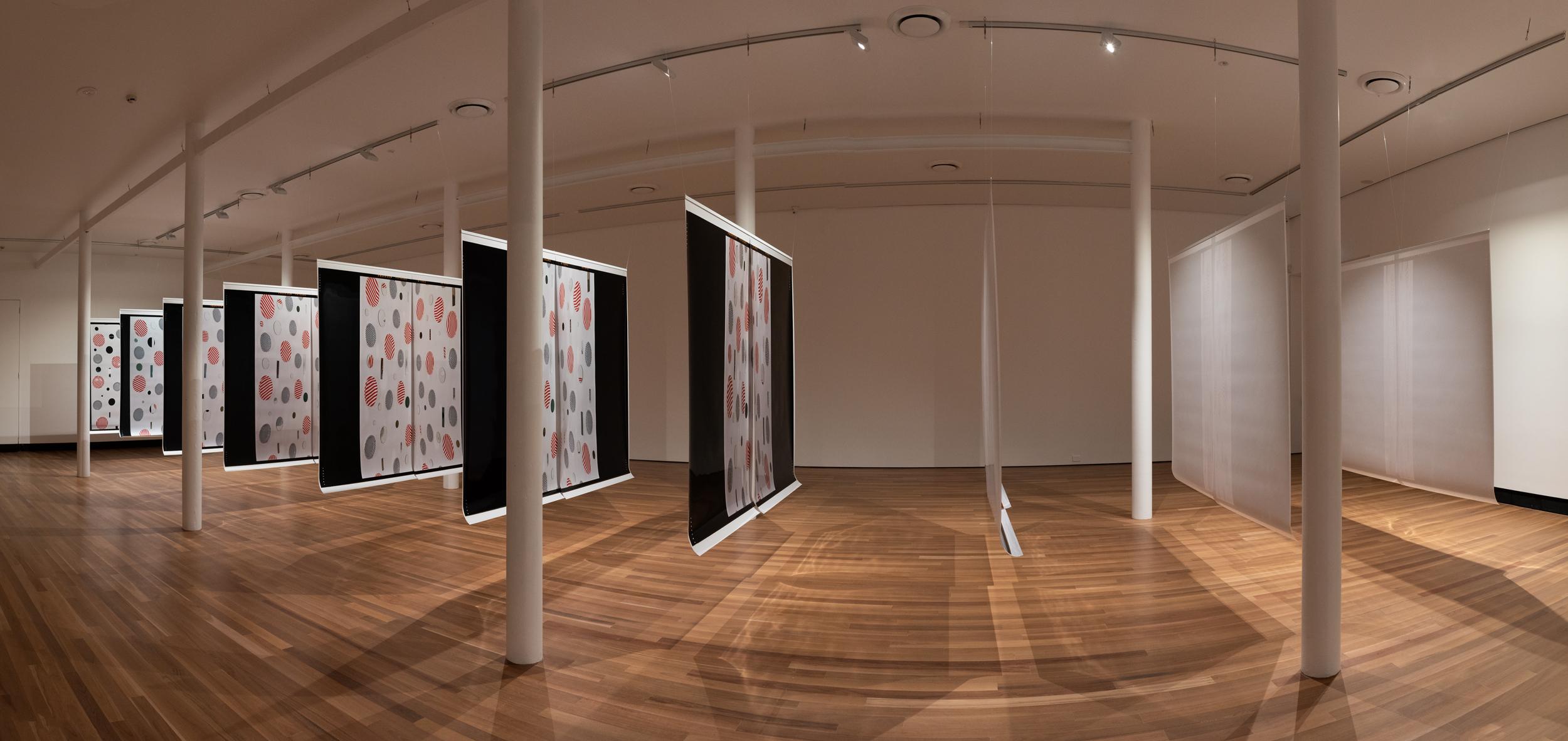 5..Jacky Redgate Light Throw (Mirrors) Fold, 2014-15.jpg