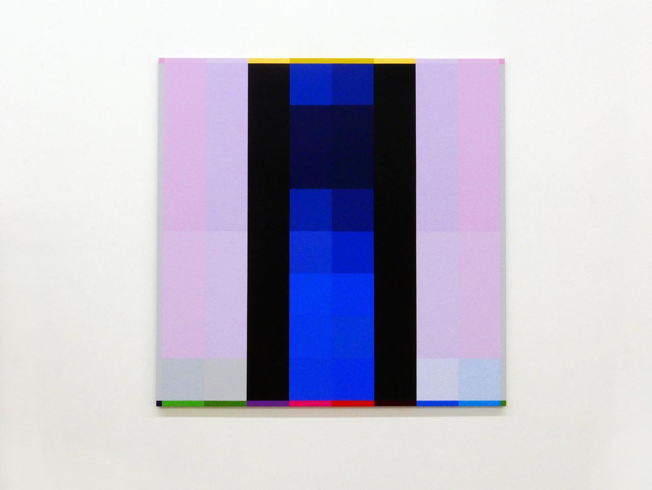 ROBERT OWEN   First Light #1  2016 - 2018 Synthetic polymer paint on linen 122 x 122 cm