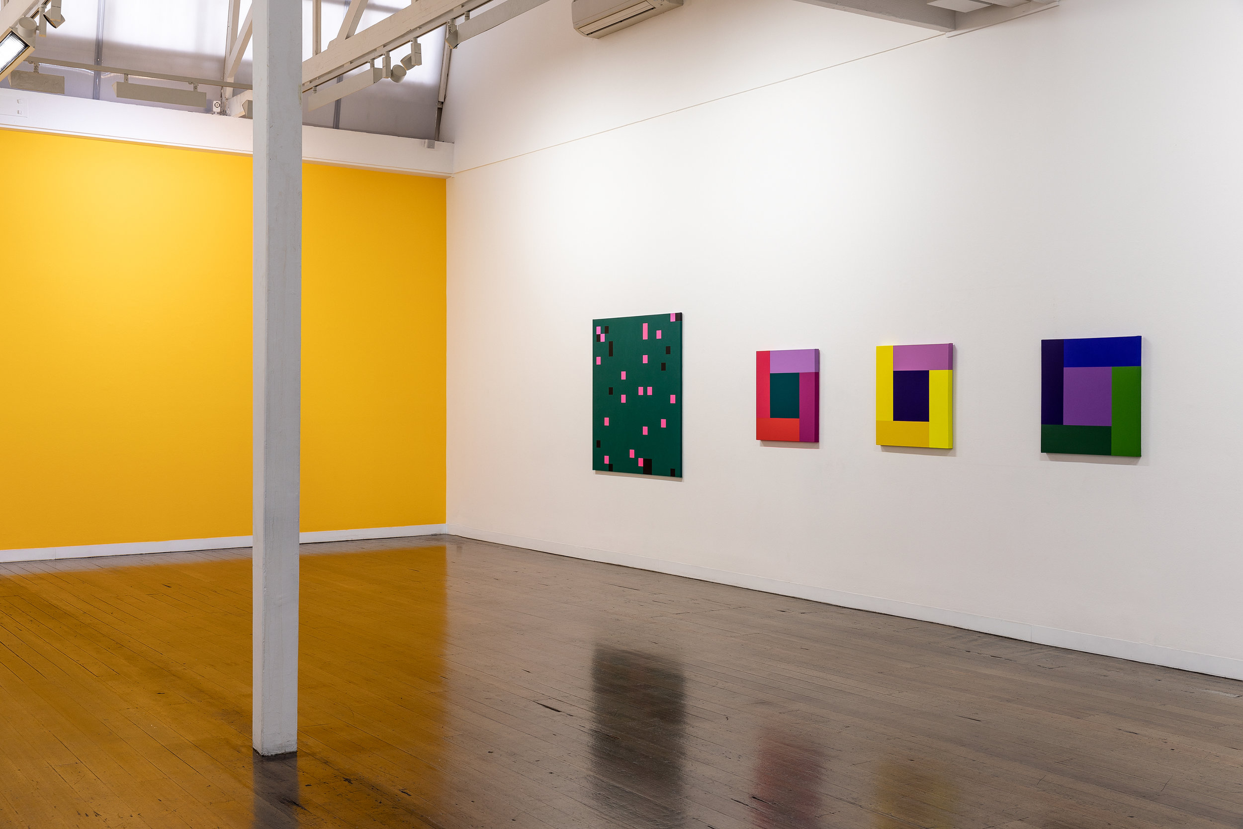 ROBERT OWEN   Afterglow  2018 Installation View Photography: Andrew Curtis