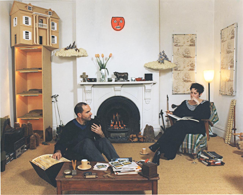 ANNE ZAHALKA   Tuesday, 9:10 pm  1995 Duratran and Lightbox 125 x 178 x 25 cm