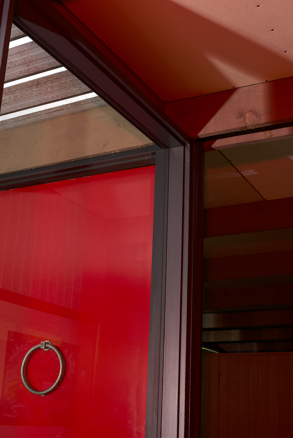 LYDIA WEGNER   Red Door  2019 Archival Inkjet Print 100 x 67 cm