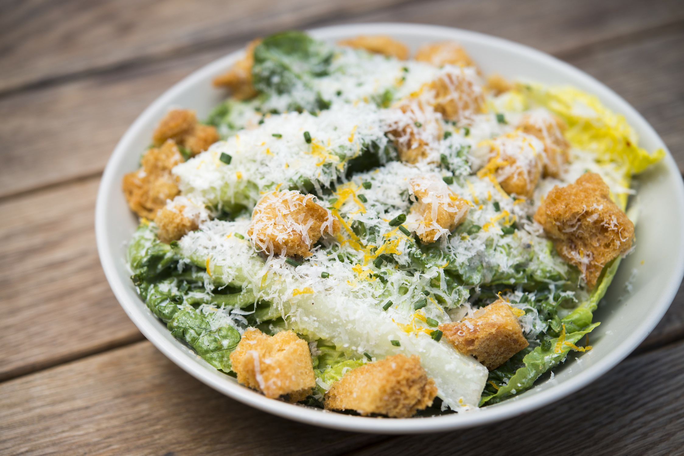 Lunch - Caesar Salad