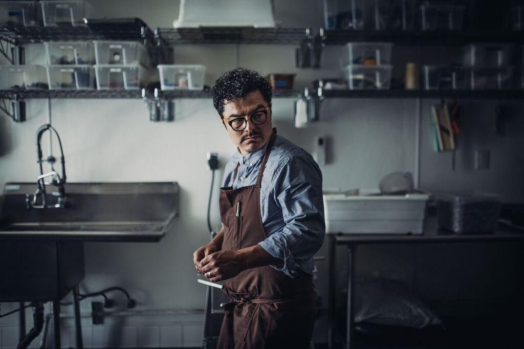 Chef Carlos Salgado