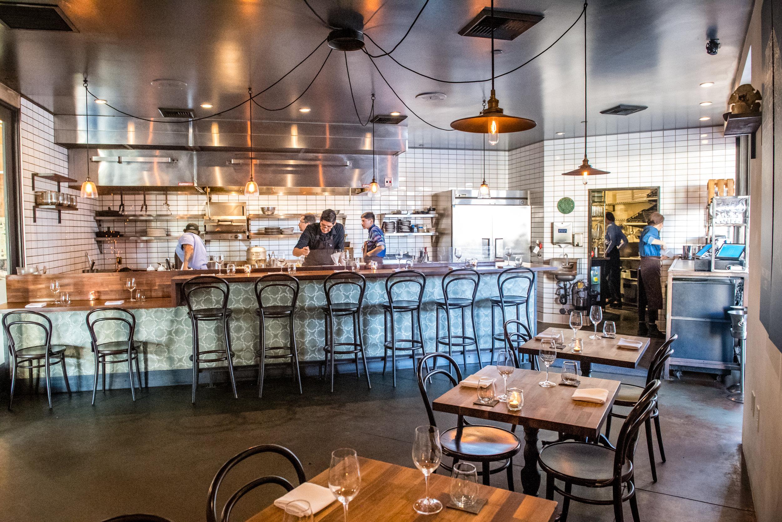 Taco María - Restaurant Interior