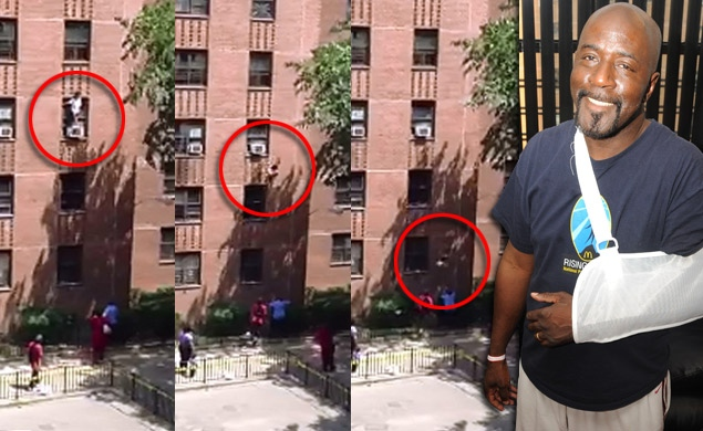 Hero neighbor saves 7-year-old girl who fell from third-story window in Coney Island via http://www.nydailynews.com/new-york/brooklyn/hero-neighbor-saves-7-year-old-girl-fell-third-story-window-coney-island-article-1.1115575
