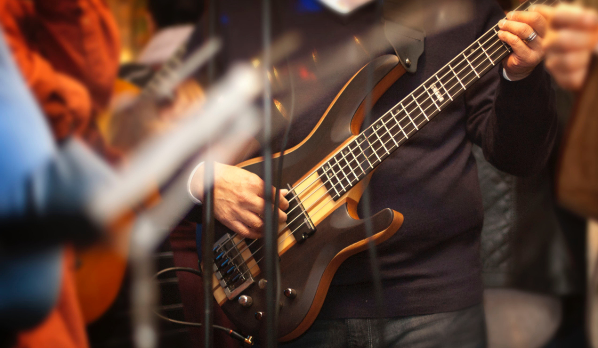 Electric Bass - All Ages