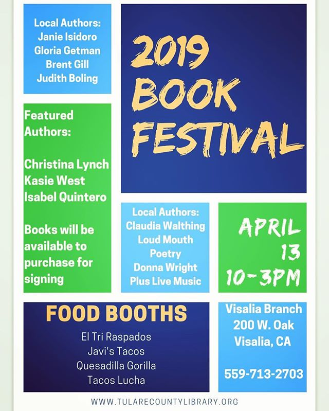 Come see what @visaliamusicschool has to offer as we team up with @tularecountylib to offer the best educational services in the valley!!! Food, Activities, Music, & BOOKS!!! _____________________________________________________________ * * * THIS SATURDAY APRIL 13TH!!! 10am-3pm 200 W. Oak Visalia, CA _____________________________________________________________ #visaliamusicschool #tularecounty #library #musicalpettingzoo #fun #food #education #visalia #musicschool #learning #april #springsignups #spring #music #livemusic #books #activities #community