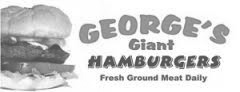 george's giant hamburgers