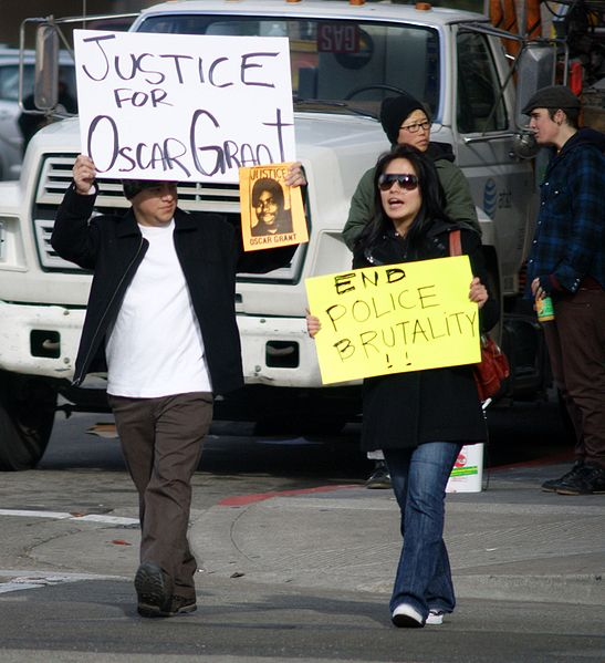 Police Brutality Killed Oscar Grant: Johannes Mehserle Should Have Been Guilty Of Murder    by Kieran K. Meadows [opinion piece] (Photo: Flickr via NeitherFanboy)