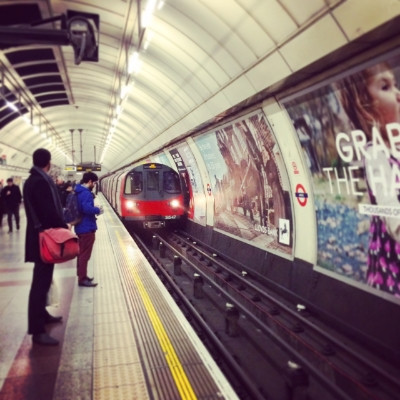 The Tube sure is convenient but just makes sure you have good walking shoes - trust me, you'll need them!