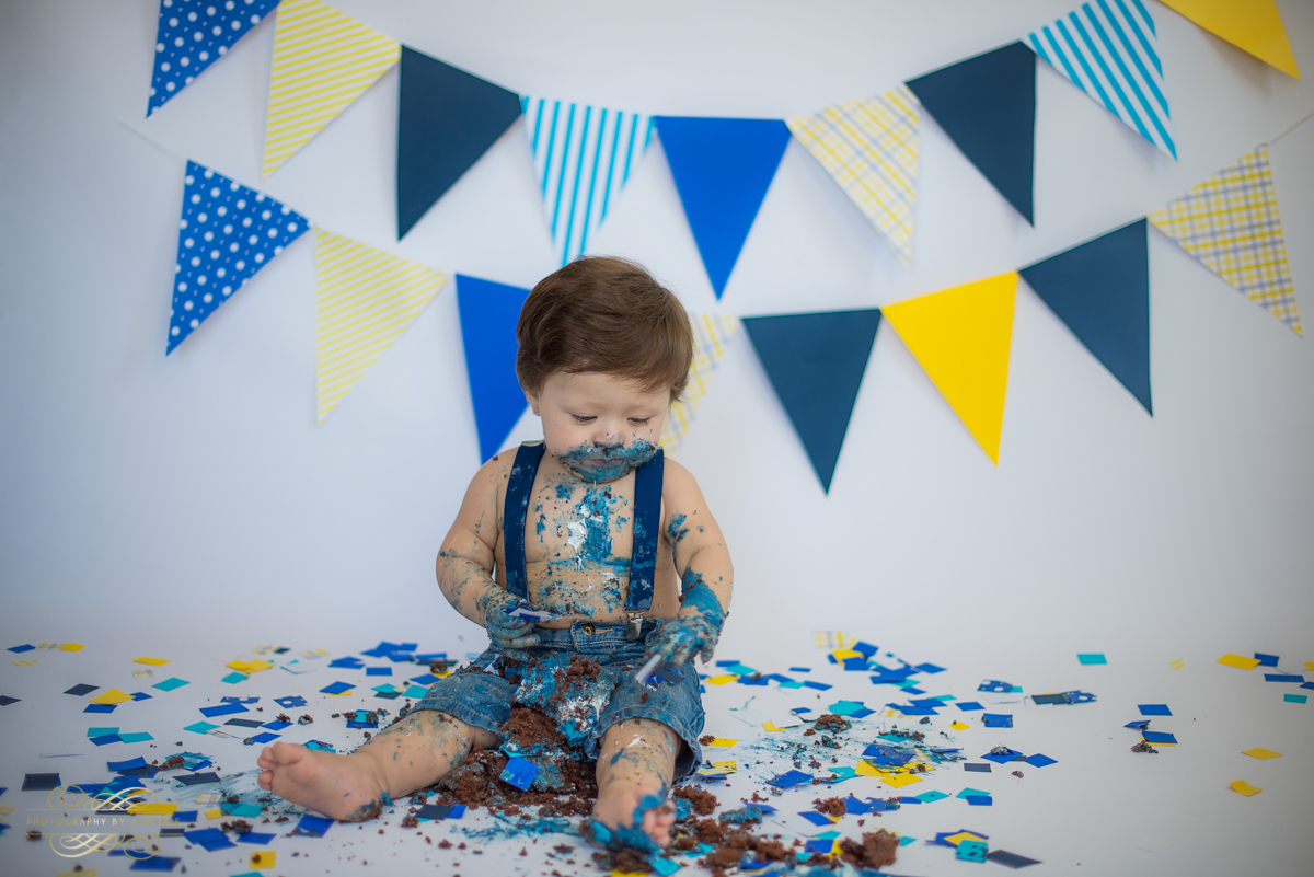 Photography by andrade Chicago Birthday Cake Smash Photography session-28.jpg