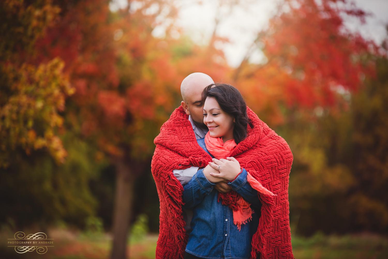 Fall Engagement Portrait Session Naperville Aurora-2.jpg