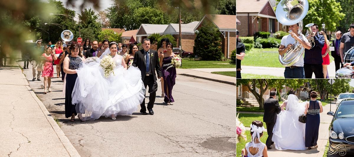 Venutis Banquet Chicago Illinois Wedding Photography 1 (23).jpg
